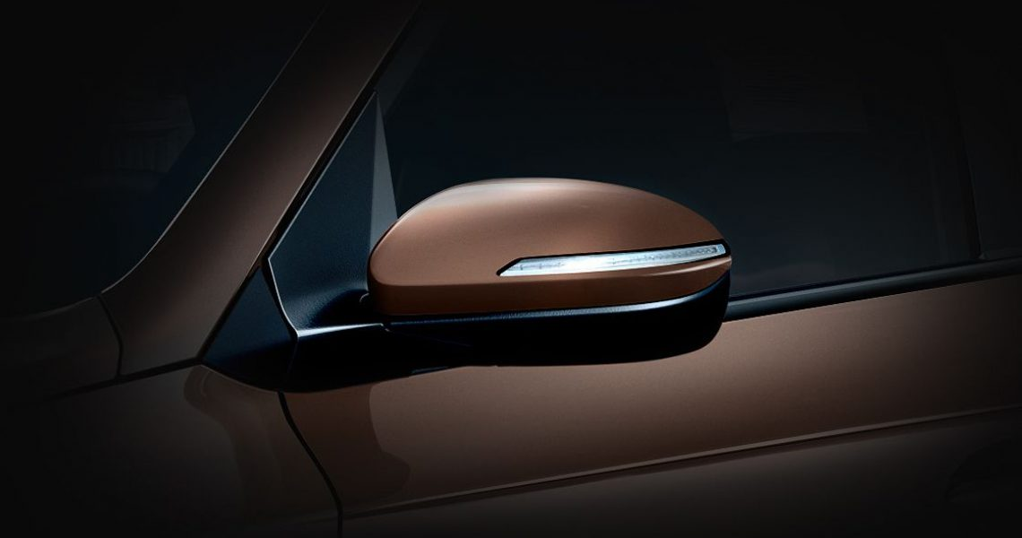 Hyundai i20 - dizajn električnog retrovizora