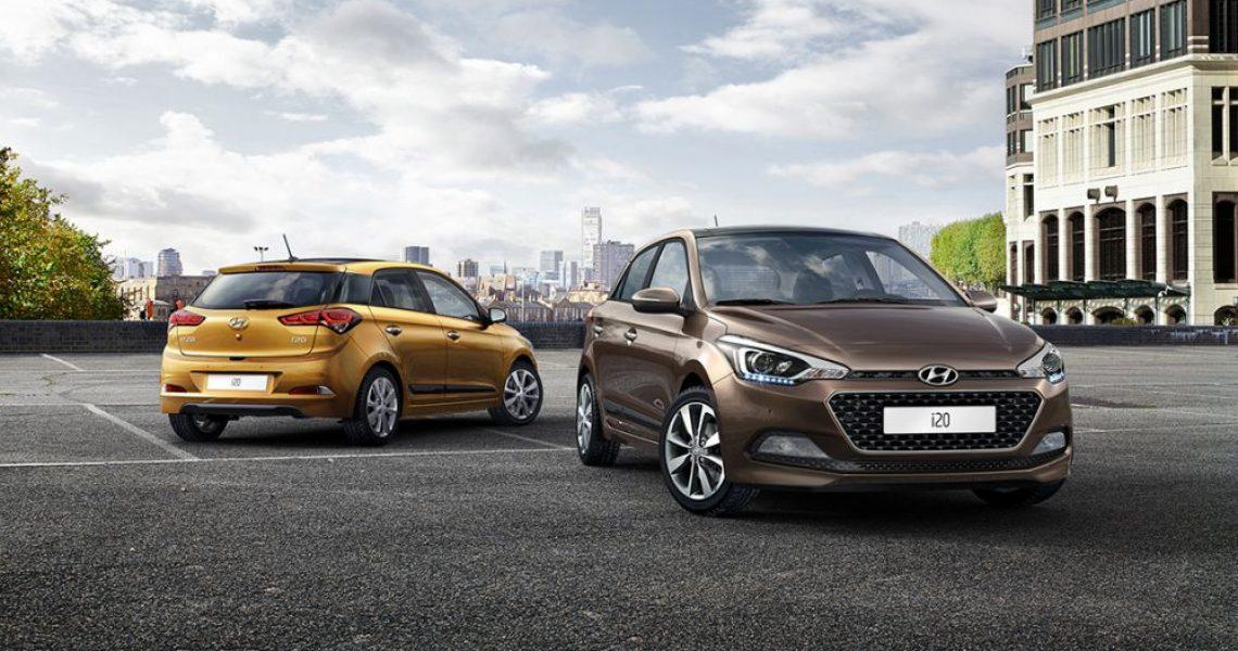 Hyundai i20 - modeli 2018. godište