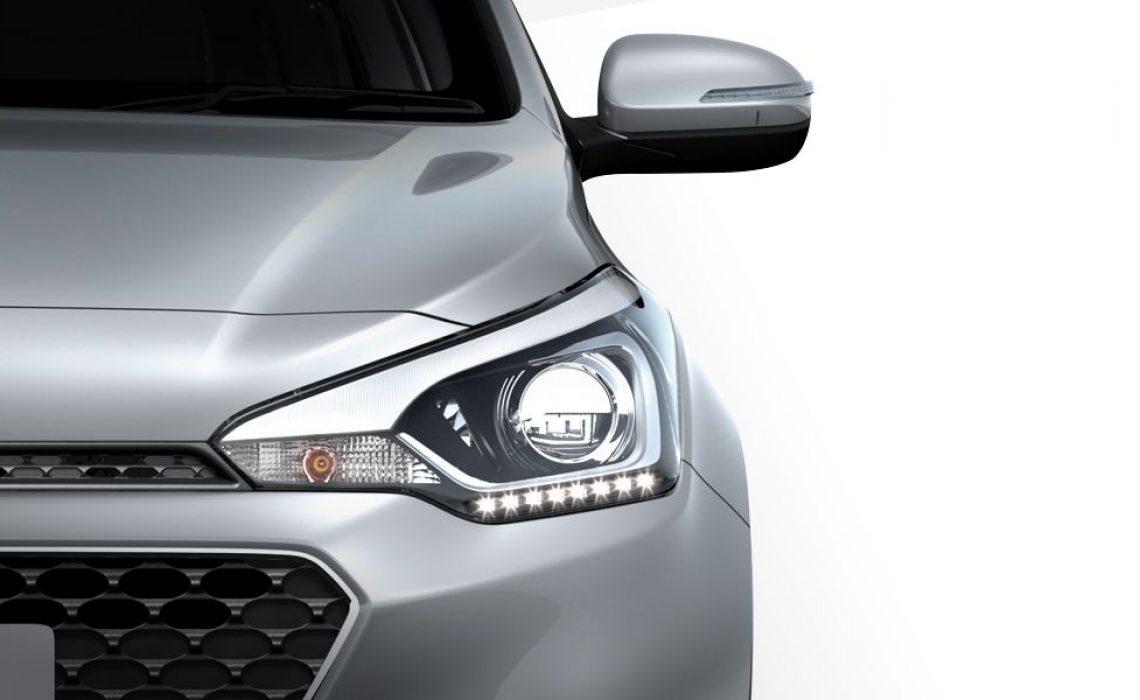 Hyundai i20 Van - prednja LED svetla