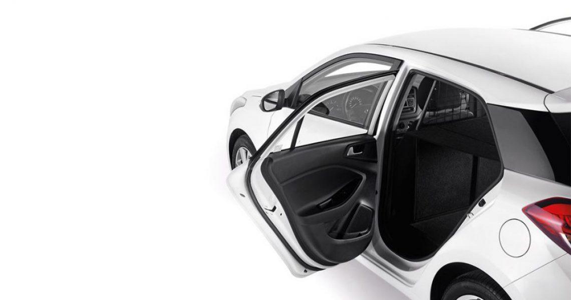 Hyundai i20 Van - zadnja vrata