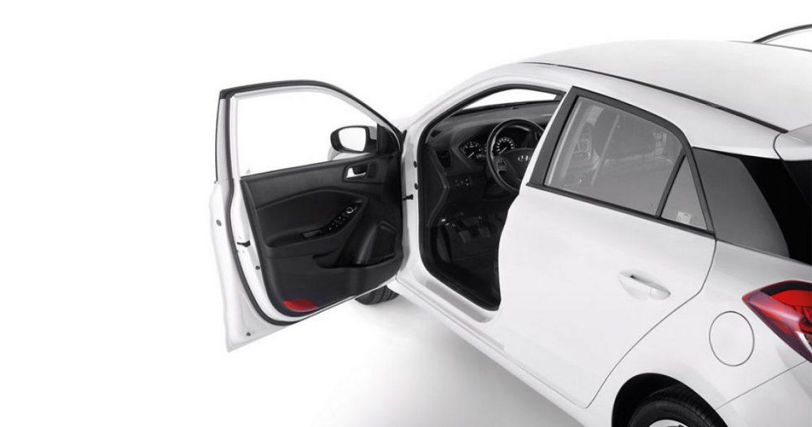 Hyundai i20 Van - izgled vozačevih vrata