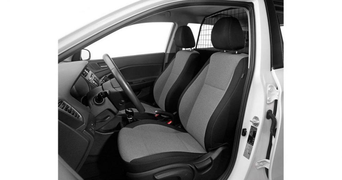 Hyundai i20 Van - unutrašnjost
