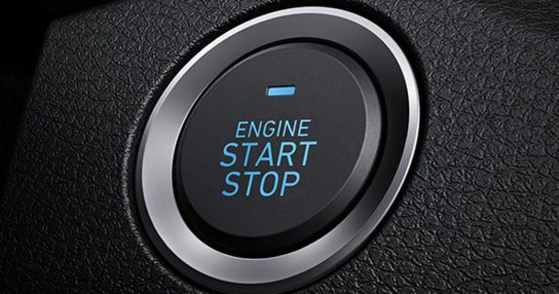 Hyundai i30 - start/stop dugme za pokretanje motora