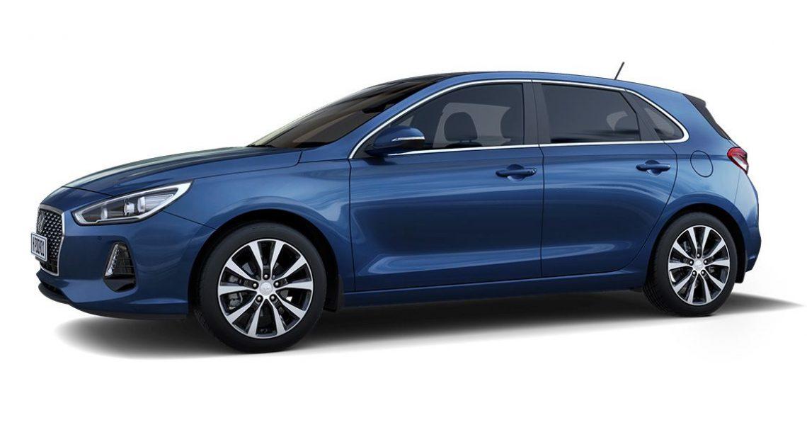 Hyundai i30 - izgled sa bočne strane
