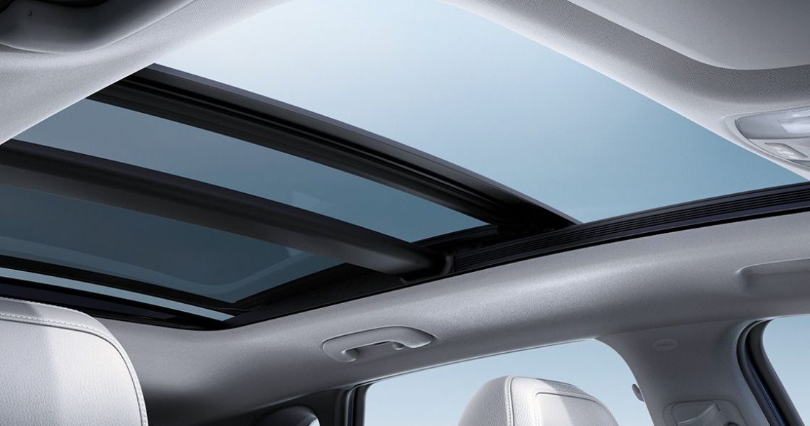 Hyundai i30 - panoramski prozor