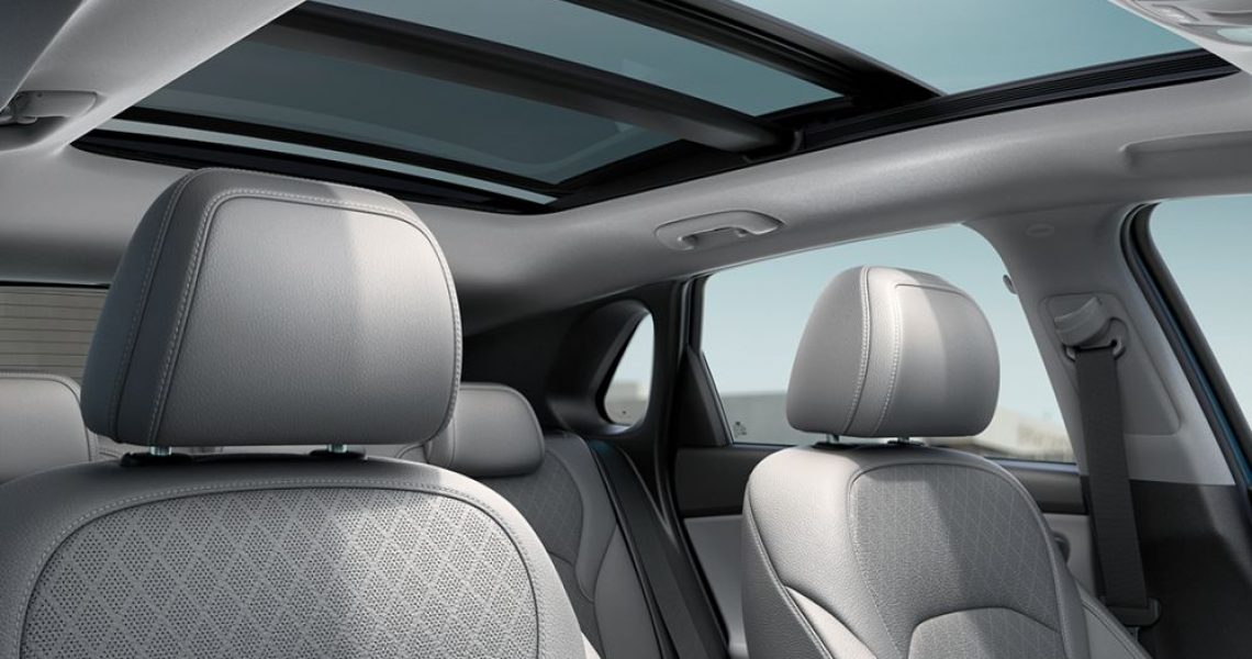 Hyundai i30 - dizajn unutrašnjih sedišta