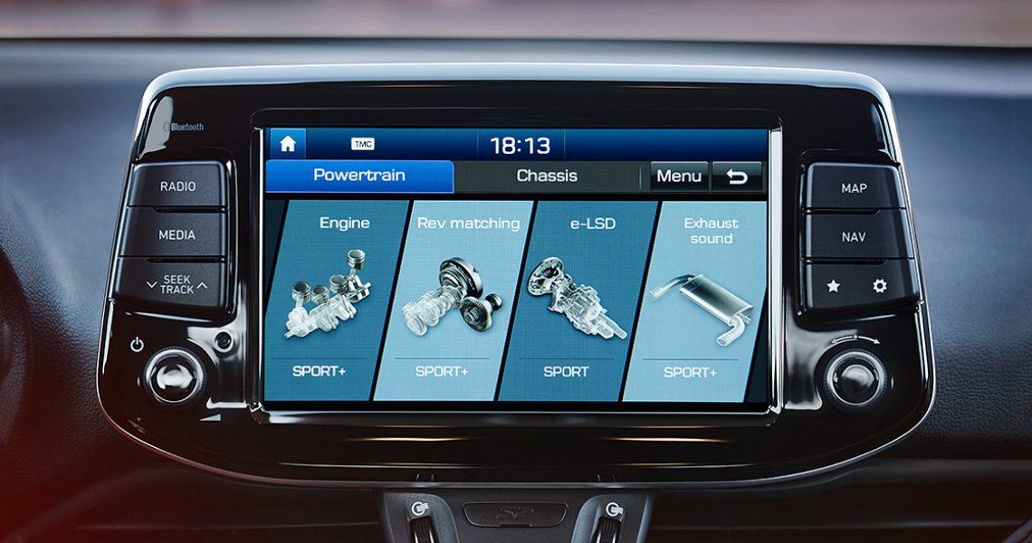 Hyundai i30 N - izbor različitih performansi