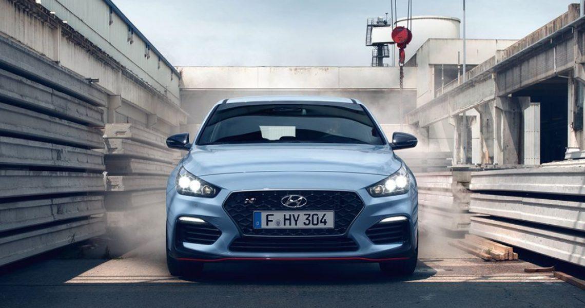 Hyundai i30 N 2019 (1)