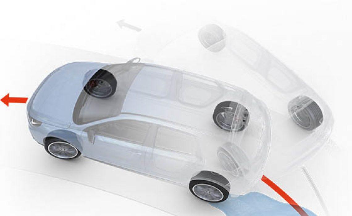 Hyundai i30 N - kontrola zanošenja vozila (N Trakcija)