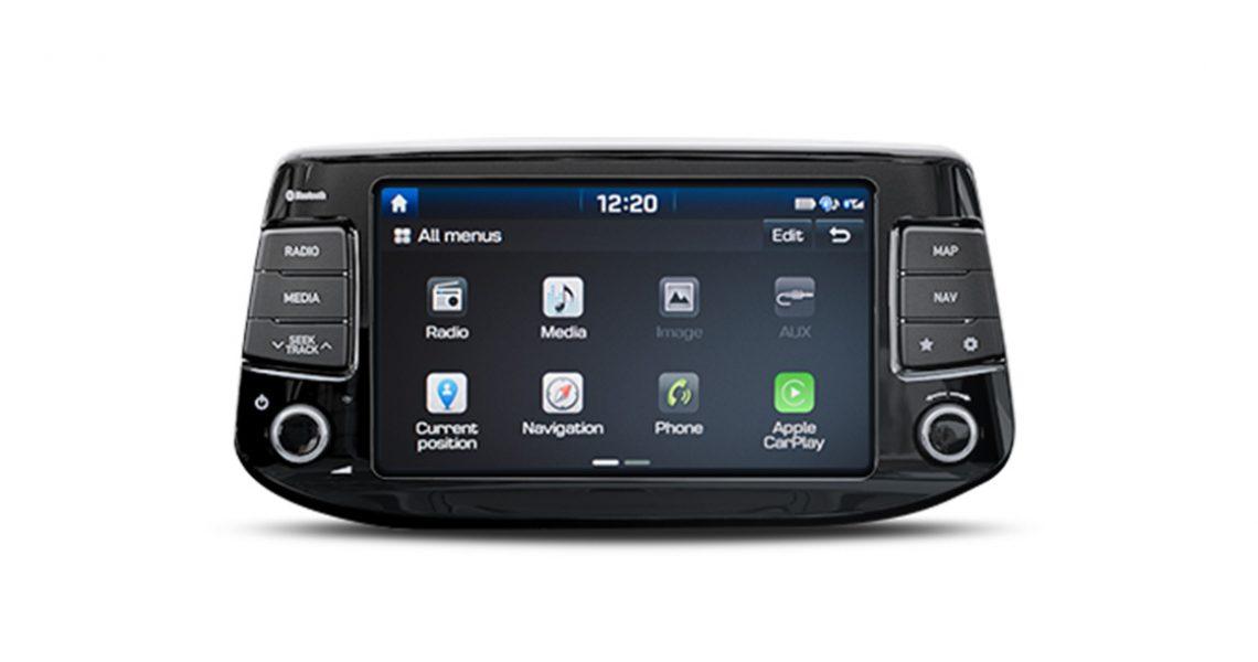 Hyundai i30 Karavan - ekran osetljiv na dodir