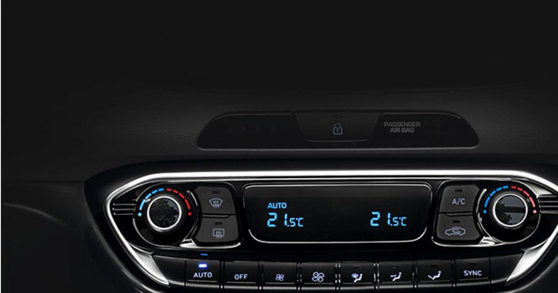 Hyundai i30 Karavan - sistem za kontrolu ventilacije