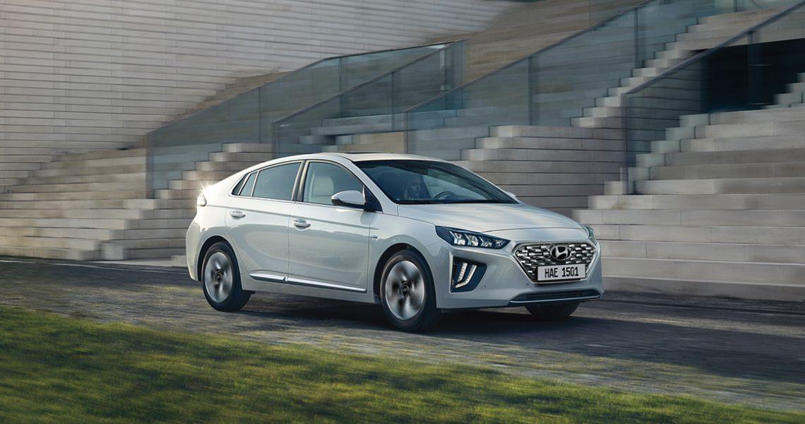 Hyundai Ioniq galerija