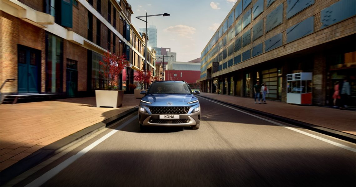 Hyundai Kona Hybrid - gradski štediša