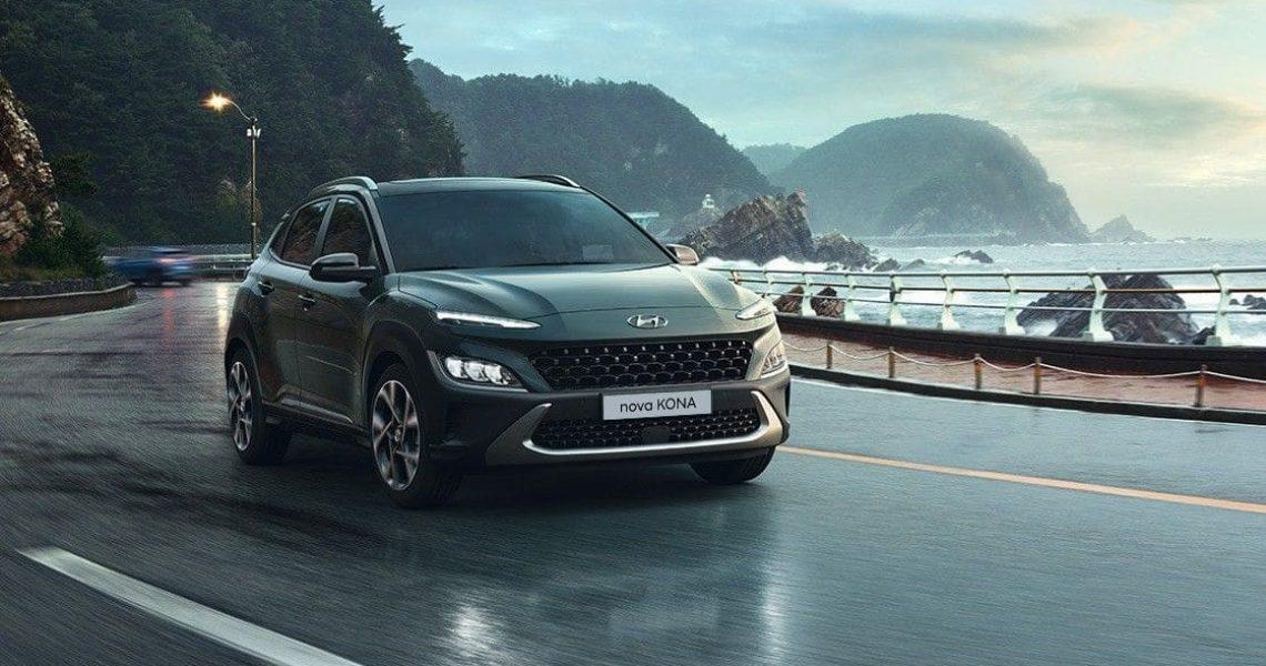 Hyundai nova Kona je automobil univerzalne namene