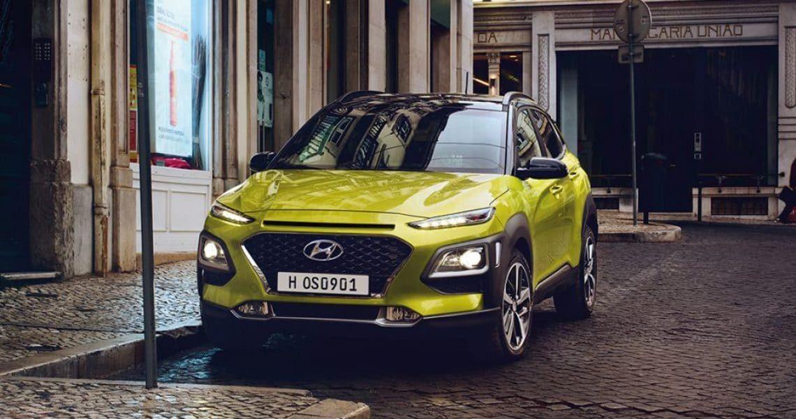 Hyundai Kona nova - prodaja, cena