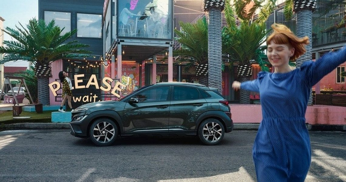 Hyundai Kona - mini SUV prilagođen gradu