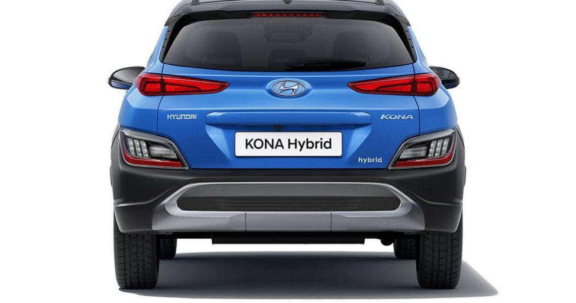Hyundai Kona - univerzalni mini SUV