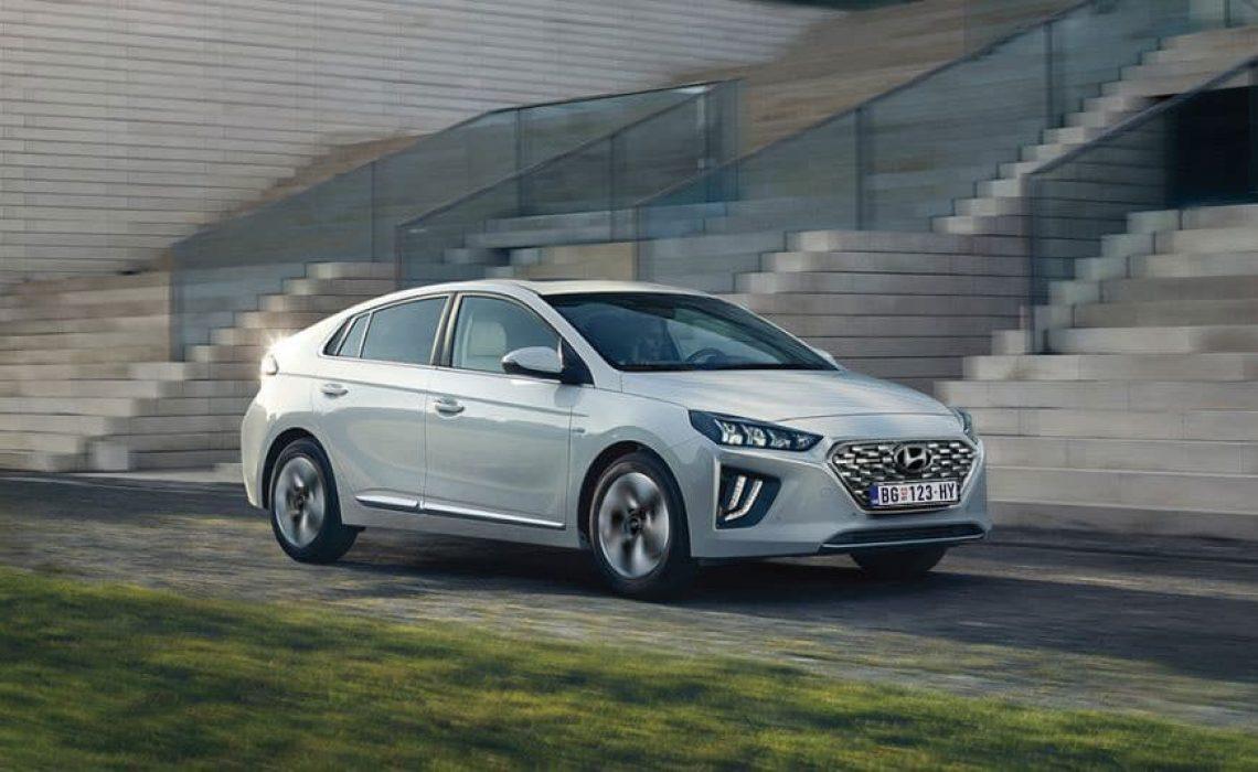 Hyundai IONIQ Hybrid - prodaja, cena