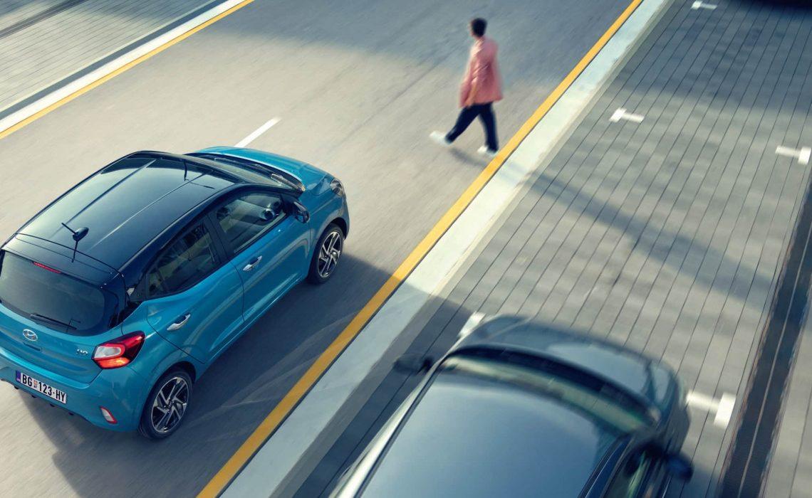 Novi Hyundai i10 - Rođen na asfaltu i gradskoj kaldrmi