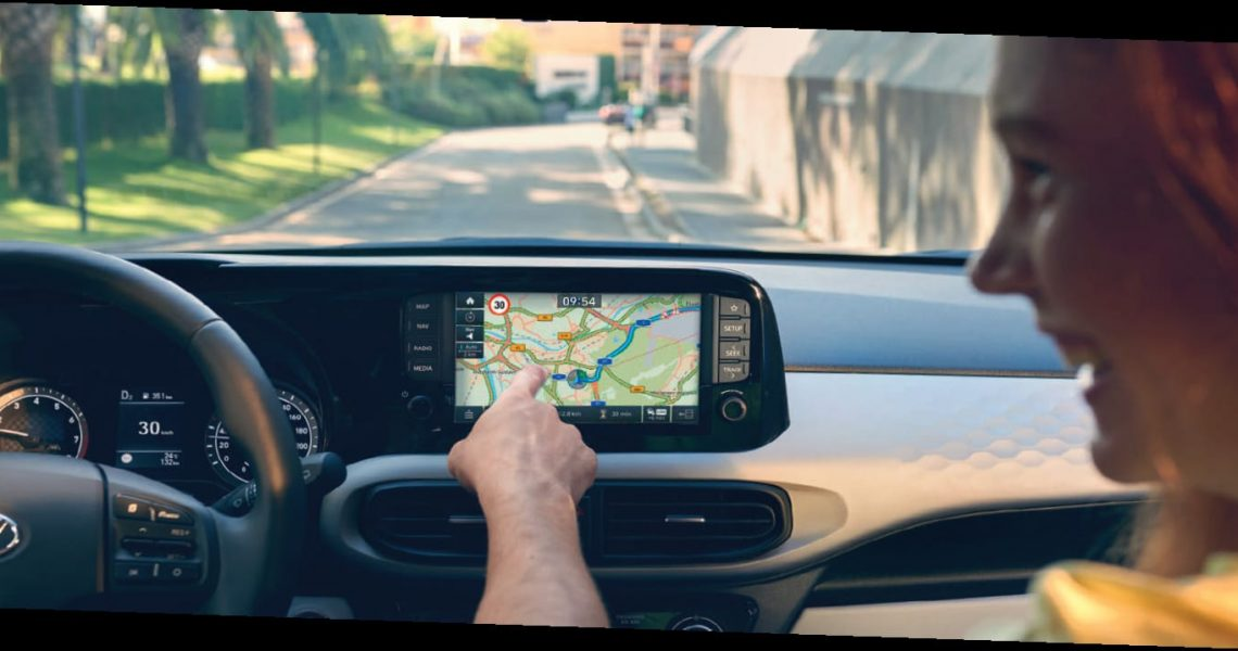 Novi Hyundai i10 ima 8-inčni ekran osetljiv na dodir