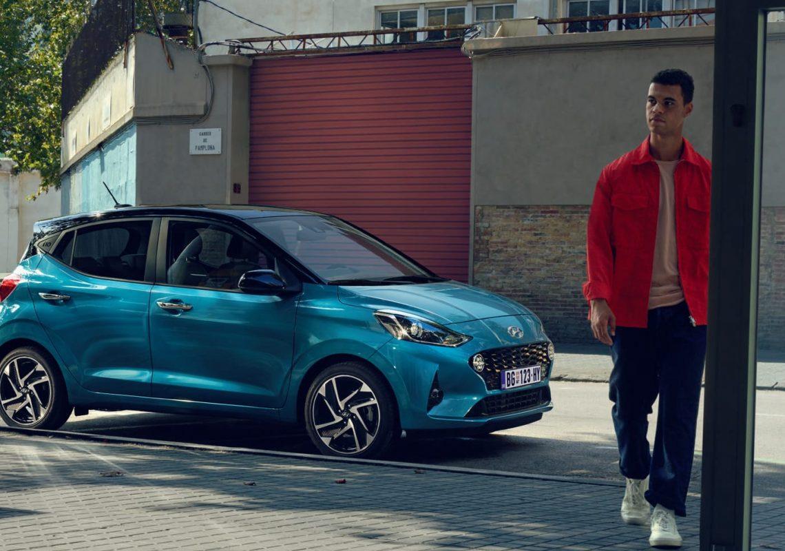 Hyundai i10 pruža maksimum za gradski automobil u svakom pogledu