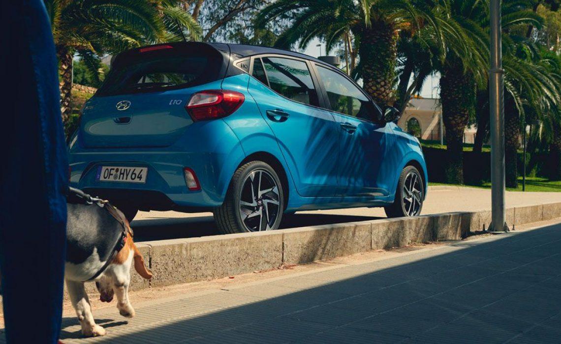 Novi Hyundai i10 - atraktivna paleta boja, od bele i crne do crvene, sa krovom druge boje kao opcijom