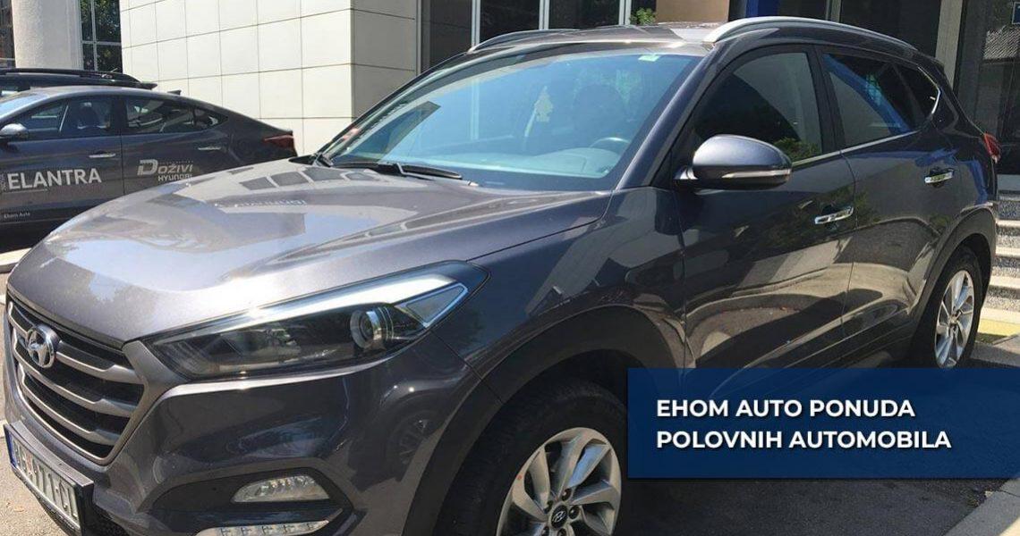 Ehom Auto Centar - Polovni automobili