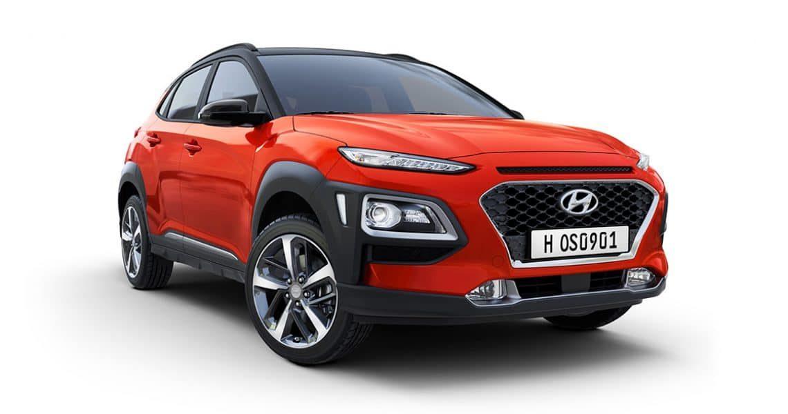 Hyundai Kona 2020 prednja maska