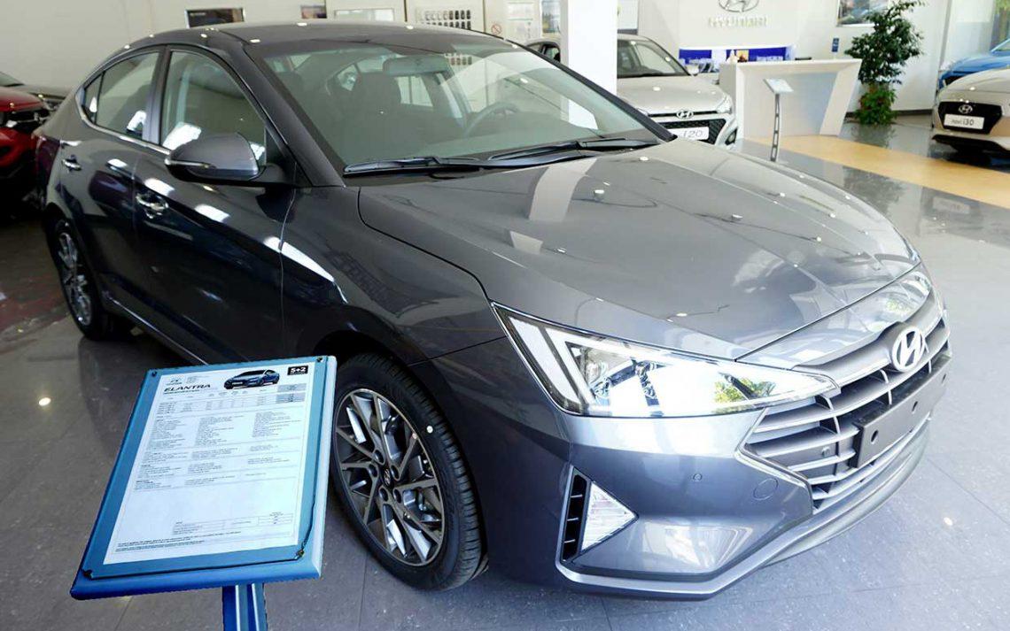 Ehom Auto Salon - Hyundai Elantra