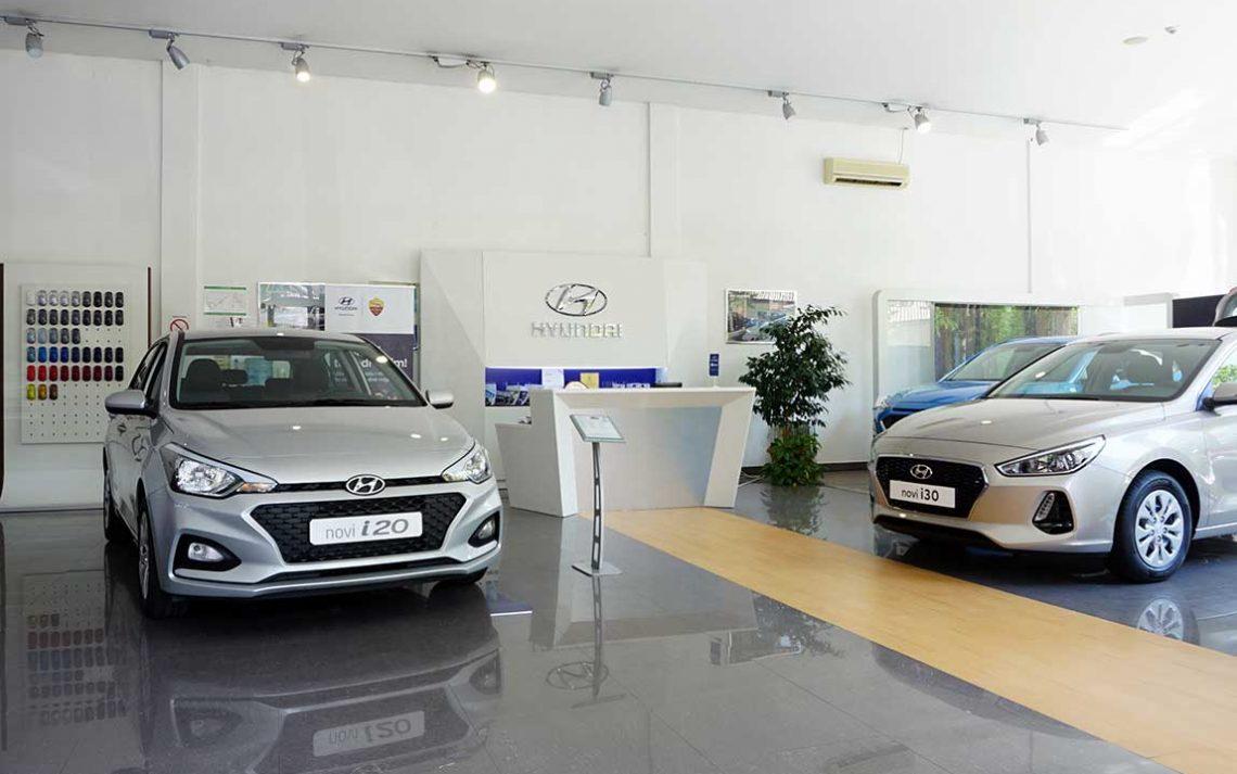 Ehom Auto Salon - Hyundai modeli