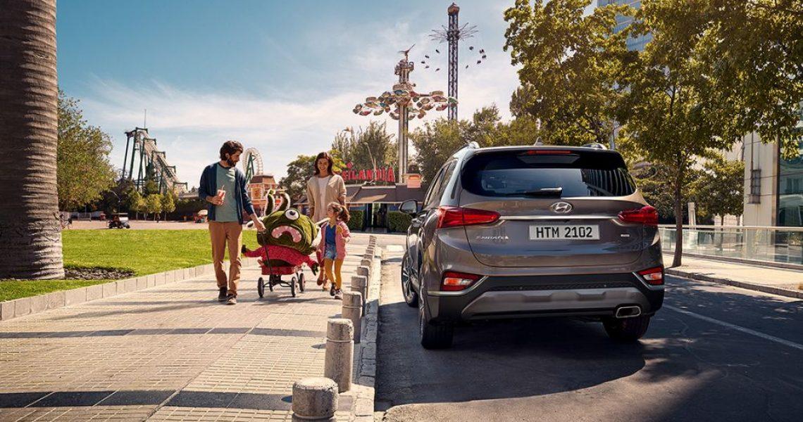 Hyundai Santa Fe - porodična atmosfera
