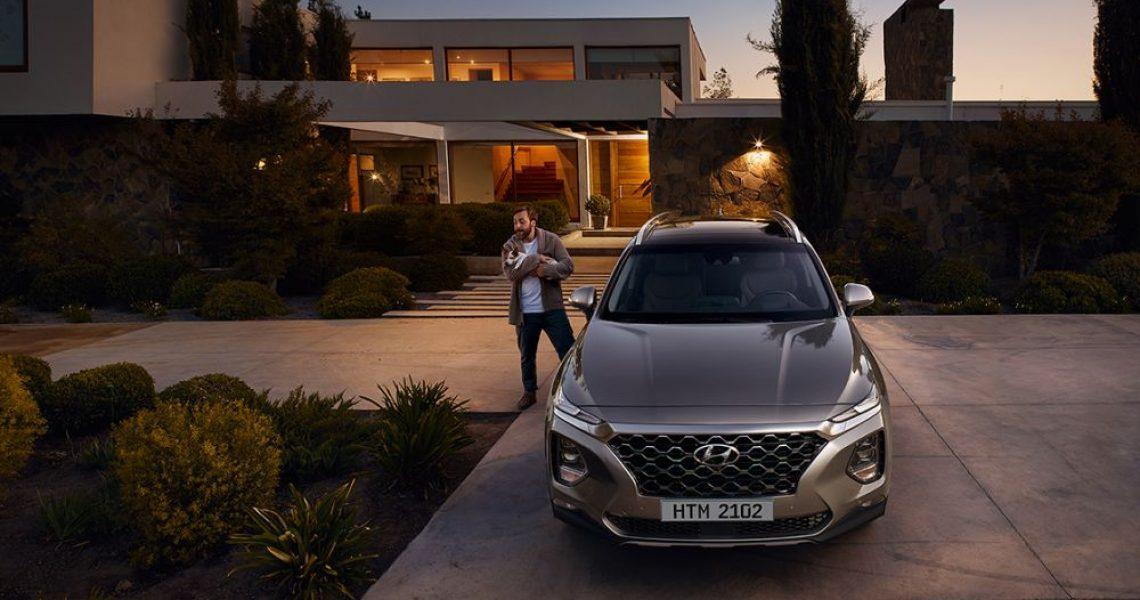 Hyundai Santa Fe - porodični SUV 2