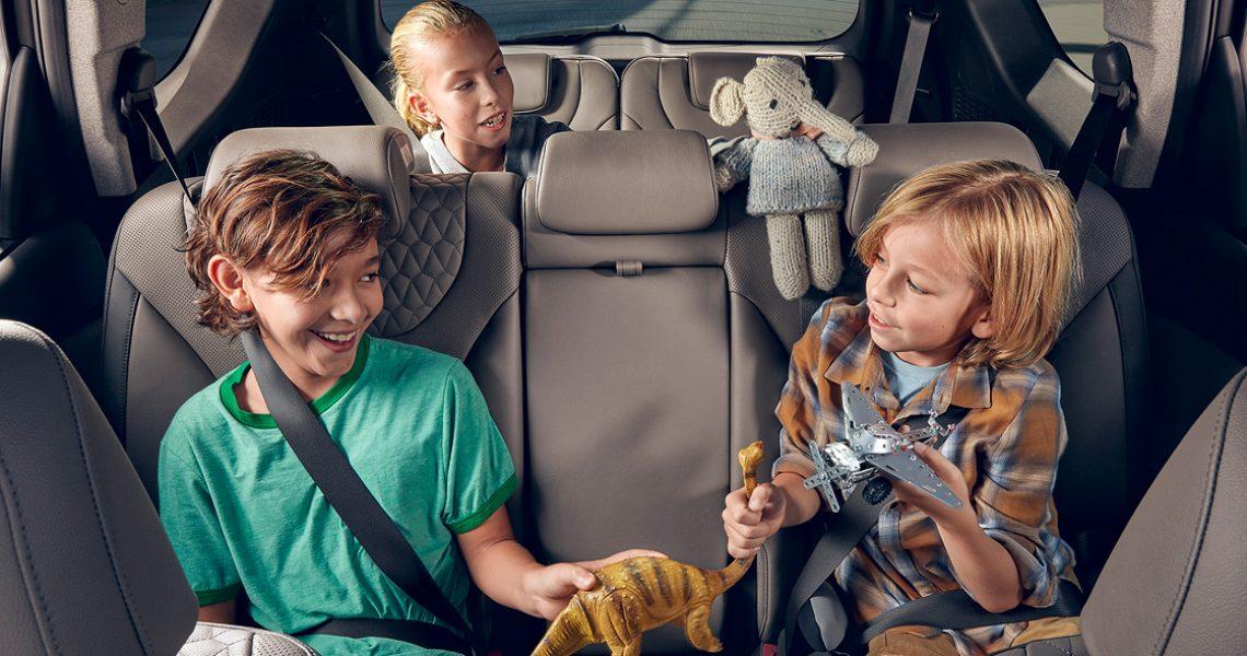 Hyundai Santa Fe - kvalitetan dizajn namenjen porodici